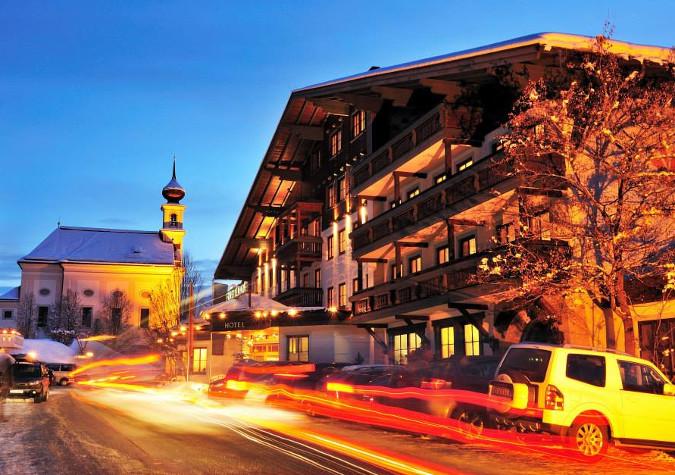 Hotel Flachau: Forellenhof